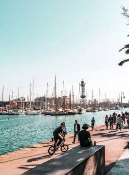 Barcelona, de bruisende stad - Als Groep Op Reis