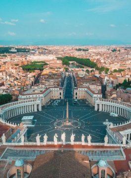 29072014 Rome 12 - Als Groep Op Reis