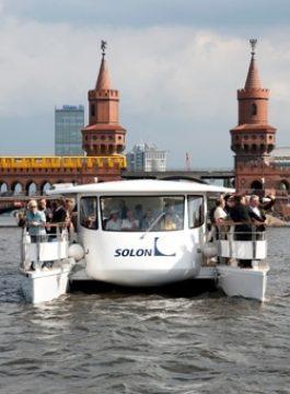 Berlijn aquabus - Als Groep Op Reis