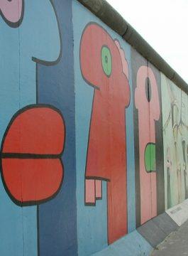 Berlijn graffity - Als Groep Op Reis