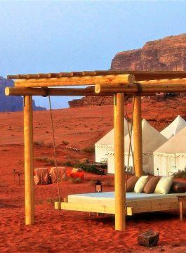 Wadi Rum in luxe tenten - Als Groep Op Reis