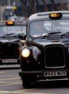 Hell Black Taxi - Als Groep Op Reis