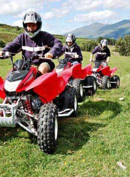 Hello Quad rijden Schotland - Als Groep Op Reis
