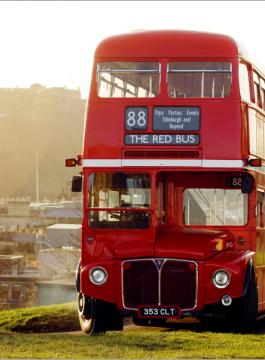 Luxe tour in Edinburgh - Als Groep Op Reis