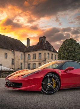 M Onaco luxe autos rijden - Als Groep Op Reis