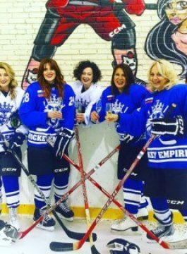 Master Class of Ice hockey - Als Groep Op Reis
