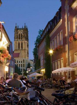 Walking dinner Münster culinair - Als Groep Op Reis