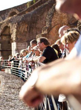 Rome maakte grote indruk op Hulshof Accountants - Als Groep Op Reis