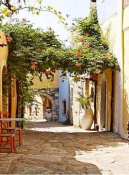 Petit Cretan Village Afbeelding 53 - Als Groep Op Reis