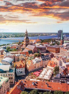 Riga, prachtige middeleeuwse stad - Als Groep Op Reis