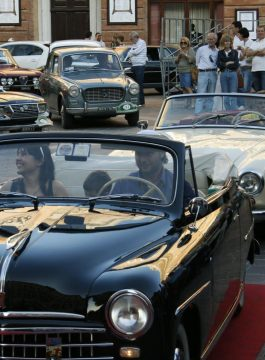 Rome Vintage Cars 2 - Als Groep Op Reis