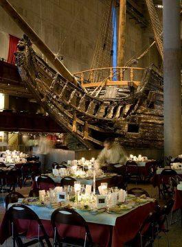 Stockholmdinner beim vasaschiff - Als Groep Op Reis