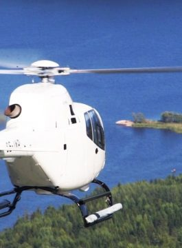 Syockholm helicopter - Als Groep Op Reis