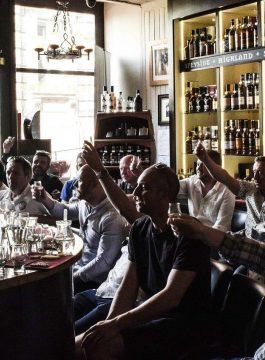 Wiski tasting whisky - Als Groep Op Reis
