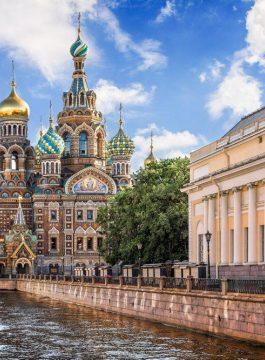 St. Petersburg, cultuur & mooie gebouwen - Als Groep Op Reis