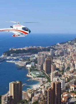 Nice helicopter flight - Als Groep Op Reis