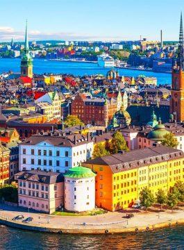 Stockholm, een oude waterrijke stad - Als Groep Op Reis