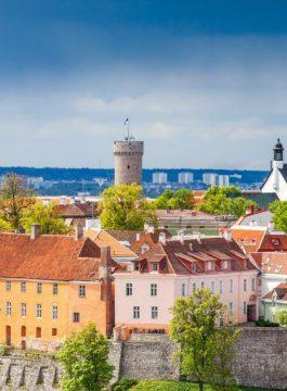 Tallinn, de oude stad - Als Groep Op Reis
