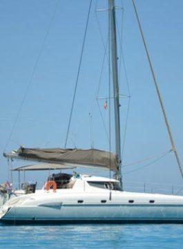 Mykonos Boat Hopping Catamarans EM 2 - Als Groep Op Reis